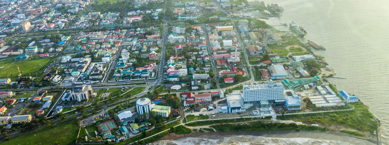 MBBS in Guyana, Lincoln American University